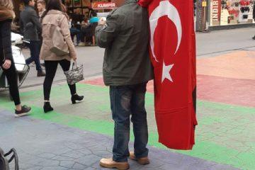 پرچم جمهوری ترکیه