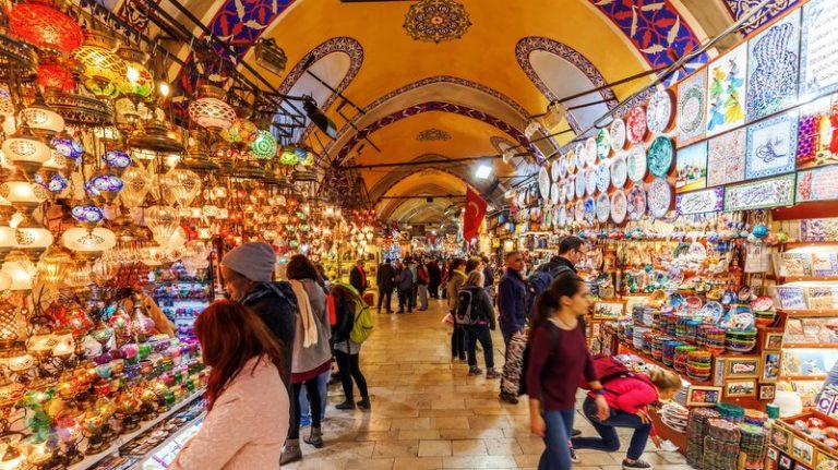 بازار بزرگ استانبول - کاپالی چارشی - رادوین